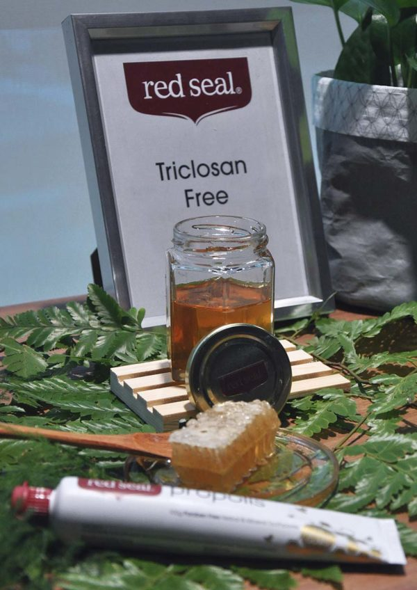 red seal natural toothpaste new zealand propolis