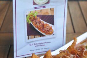Celebrating U.S. Potatoes Culinary Festival @ Three Stooges