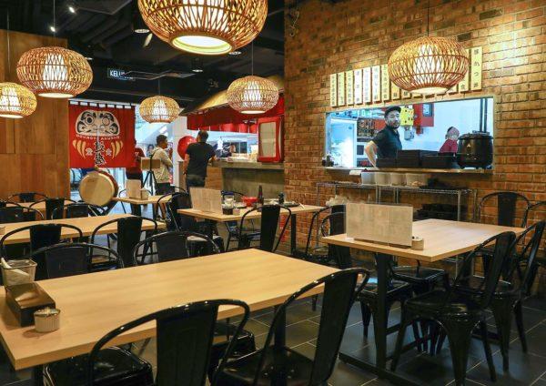 1 mont kiara fnb daruma syokudo japanese restaurant