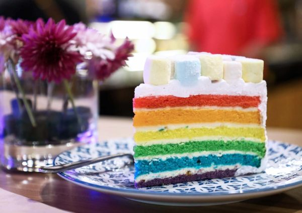 1 mont kiara fnb union artisan coffee rainbow cake