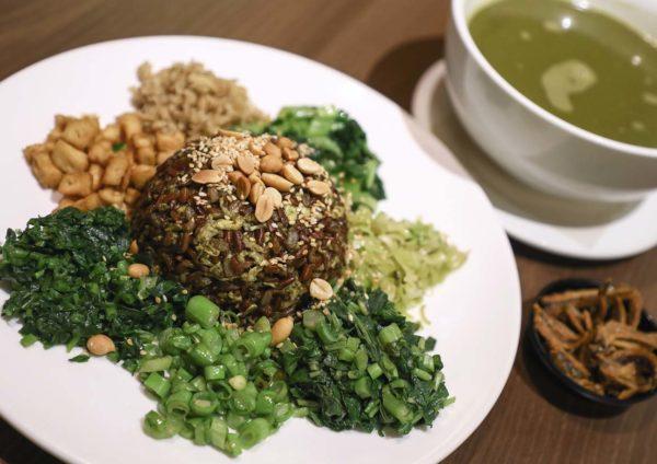 1 mont kiara fnb ying ker lou hakka cuisine lei cha fried rice
