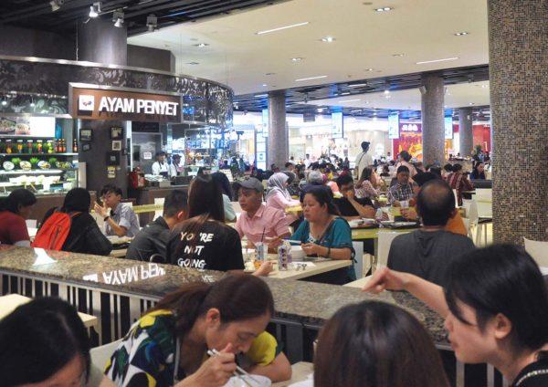food republic pavilion kl crowd