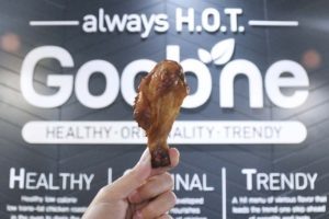 Korea No.1 Oven Roasted Chicken @ Goobne, MyTOWN Shopping Centre