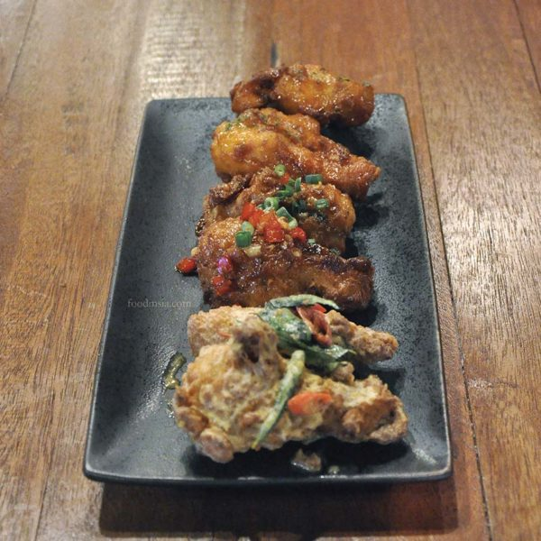 morganfields 7th anniversary promo sticky wings