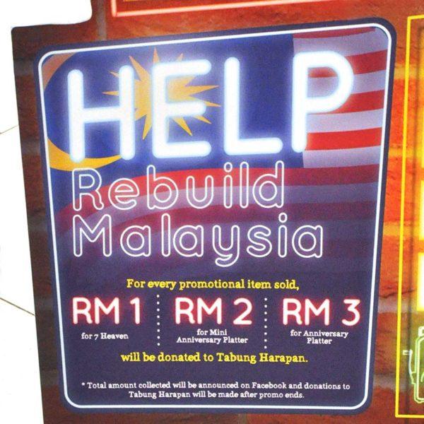 morganfields 7th anniversary promo tabung harapan malaysia