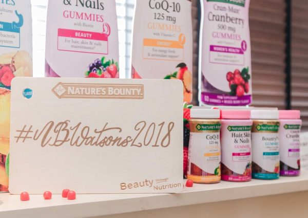 natures bounty health supplement watsons malaysia gummies