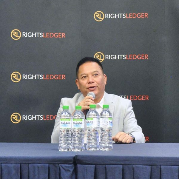 rightsledger malaysia ray young ceo