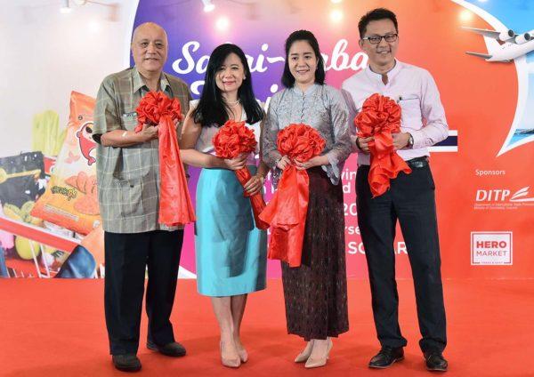 sabai sabai thai food festival launching ceremony
