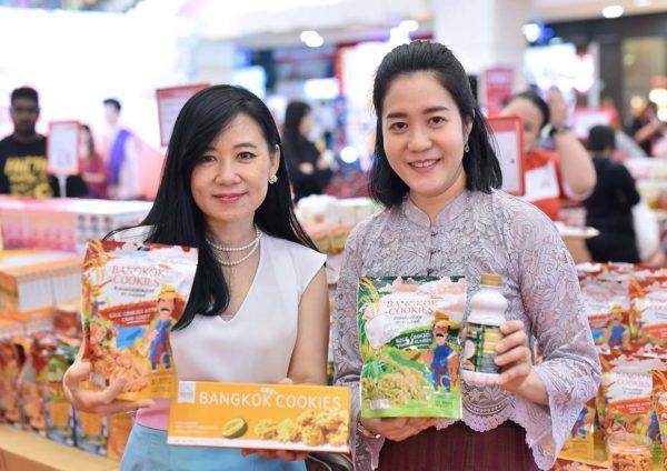 sabai sabai thai food festival nipa nirannoot and patcha wutipan