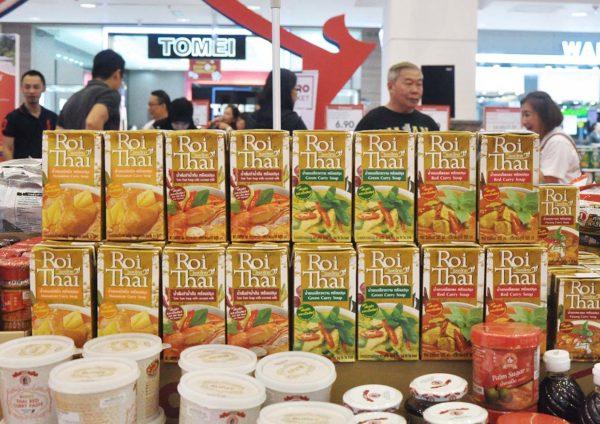 sabai sabai thai food festival roi thai curry soup