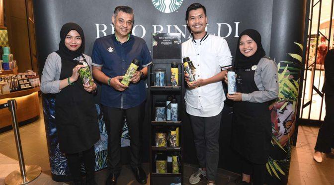 Rico Rinaldi x Starbucks® Designer Collection