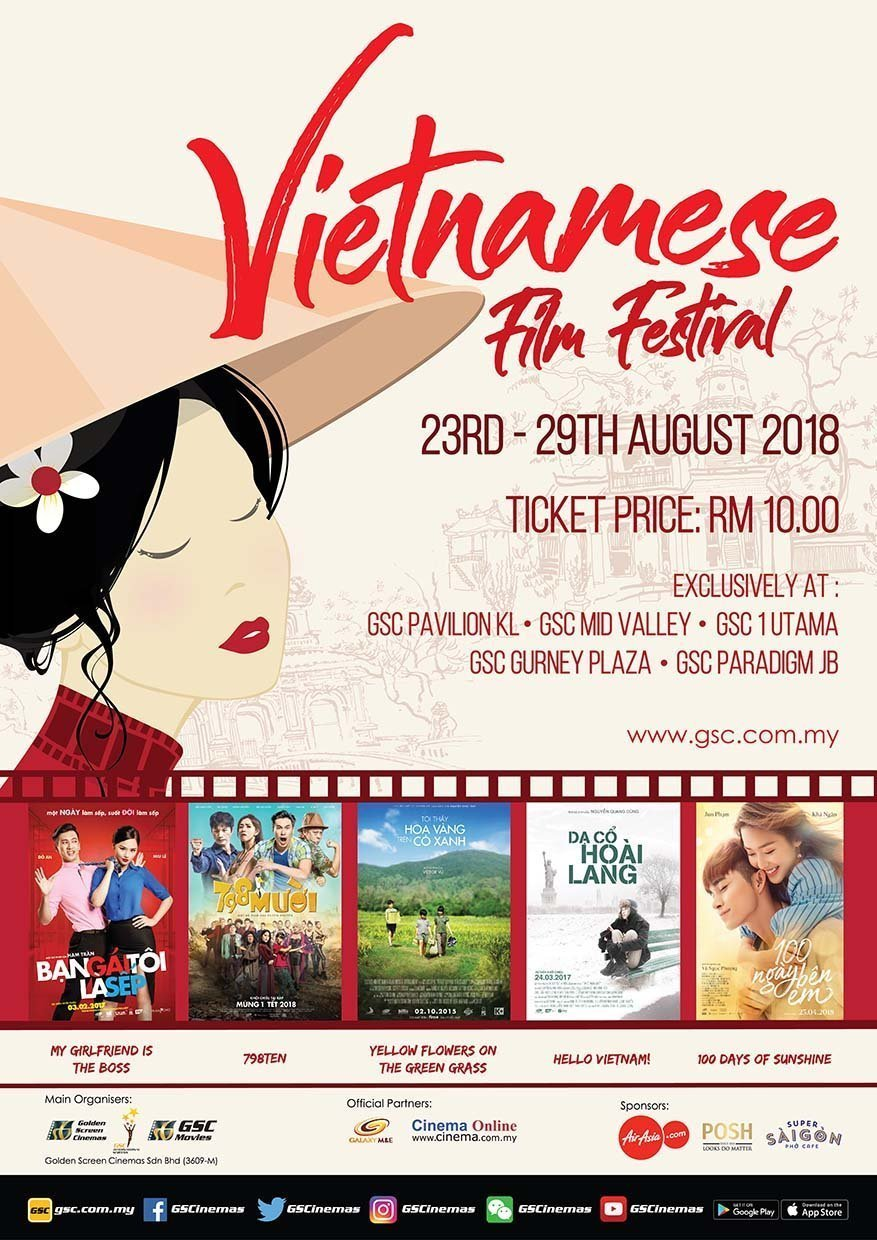 Vietnamese Film Festival @ Golden Screen Cinemas