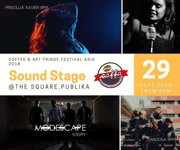 coffee art fringe festival asia caffa 2018 publika kl the sound stage