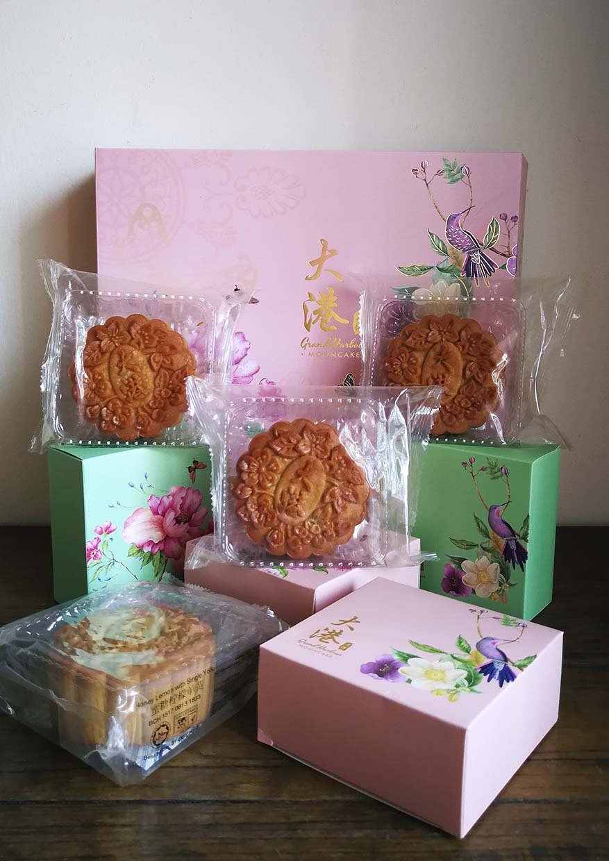 Mid-Autumn Mooncake Treasures @ Grand Harbour