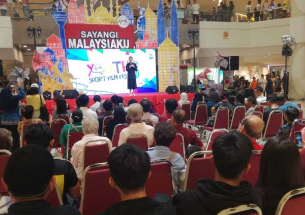 ipoh parade youth short film festival guests