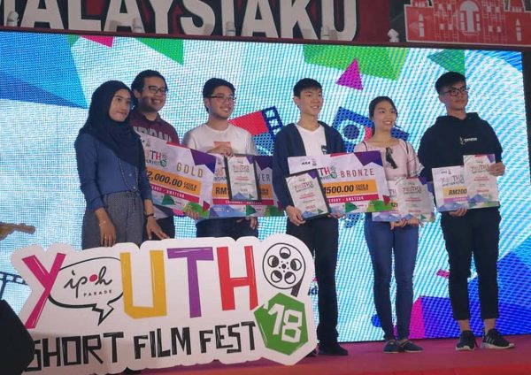 ipoh parade youth short film festival winners