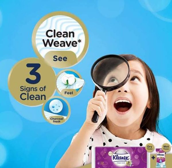 kleenex ultra soft bath tissue clean weave