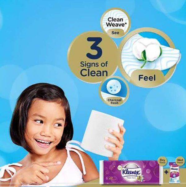 kleenex ultra soft bath tissue softness feel
