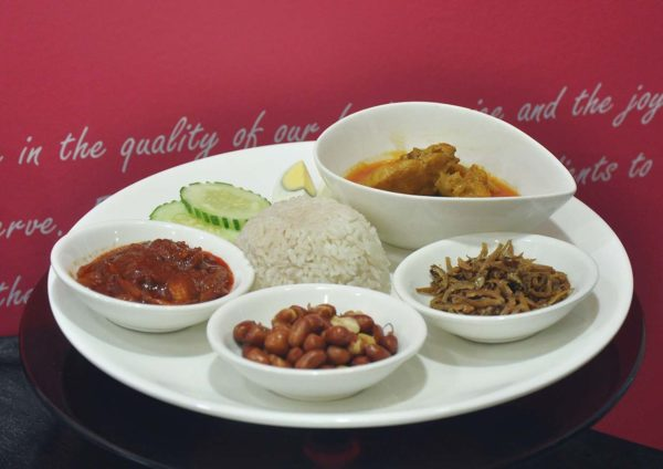 malaysia airports kulinary taste migf grandmama nasi lemak