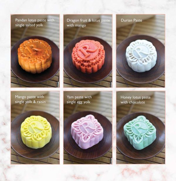 mid autumn festival dynasty restaurant renaissance kuala lumpur hotel snow skin mooncake