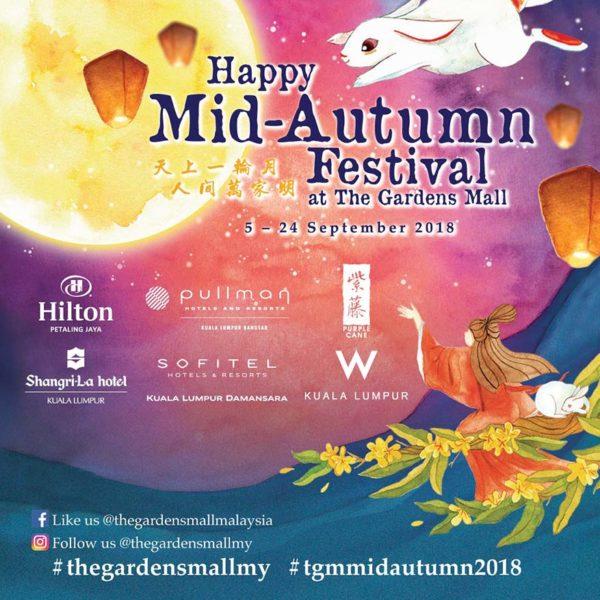 mid-autumn festival the gardens mall mooncake promo