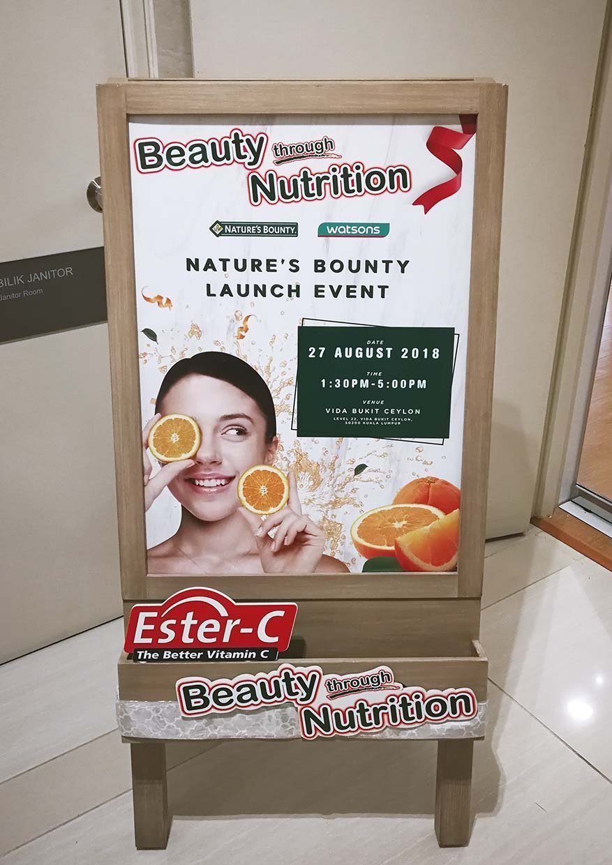 How to Stay Beauty through Nutrition with Nature's Bounty