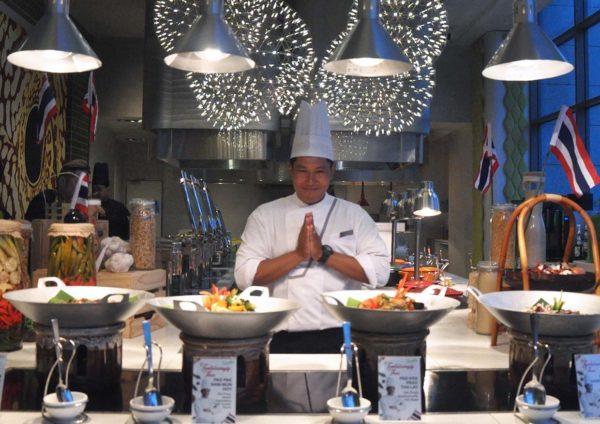 nook aloft kl sentral tantalisingly thai chef burin royal orchid sheraton bangkok