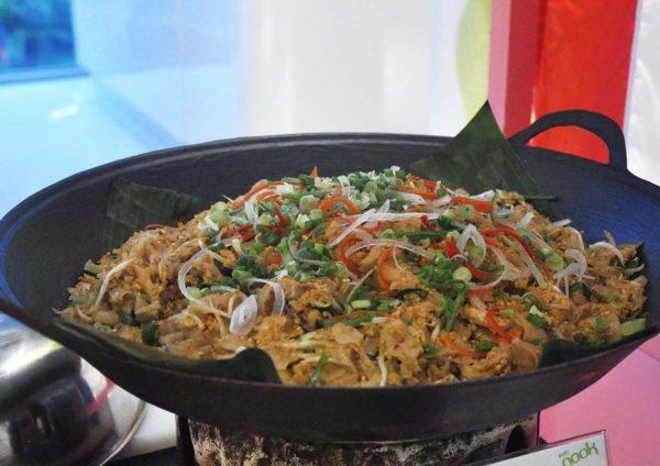 nook aloft kl sentral tantalisingly thai noodles