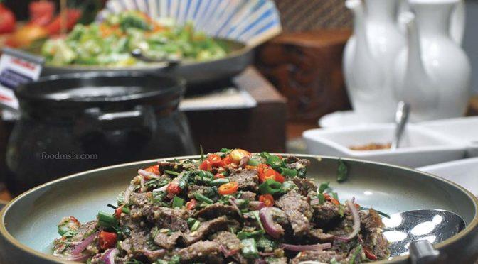 A Taste of Thailand @ Sedap Restaurant, Pullman KLCC