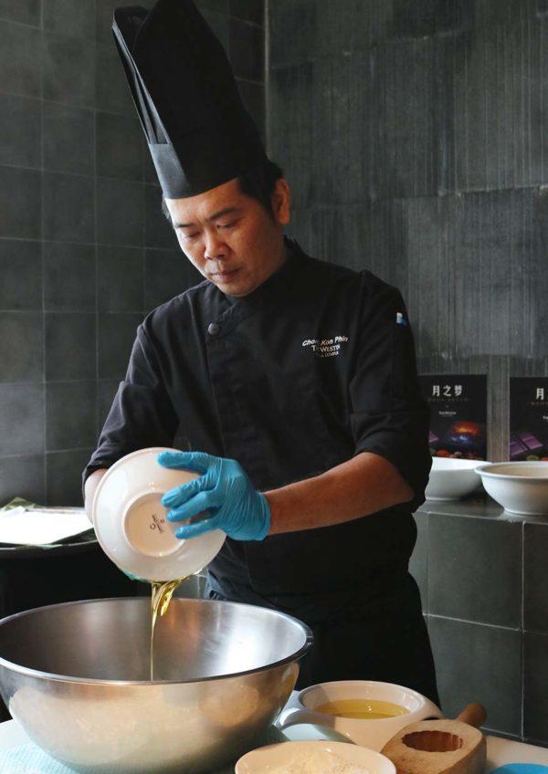 the westin kuala lumpur five sen5es mid autumn festival chef