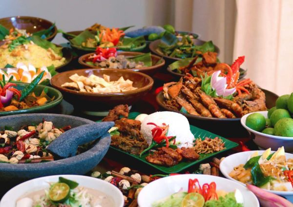 four points sheraton puchong the eatery malaysian food festival cuisine