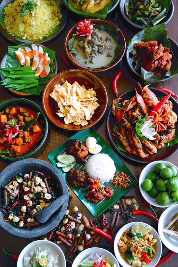 four points sheraton puchong the eatery malaysian food festival dishes