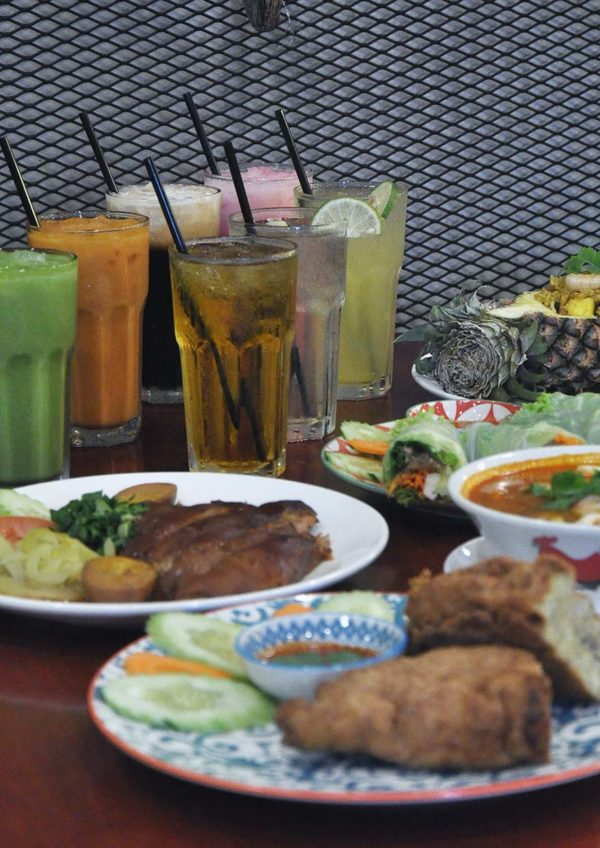 Signature Thai Isan Dishes @ Go Thai, Atria Shopping Gallery