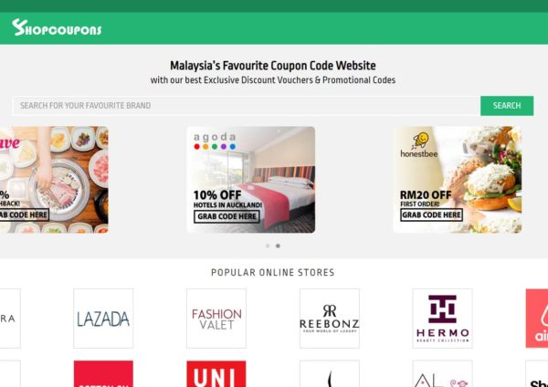how to save on online shopping shopcoupons homepage