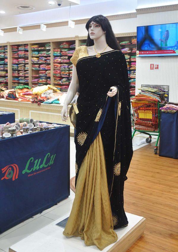 lulu hypermarket department store kuala lumpur deepavali saree