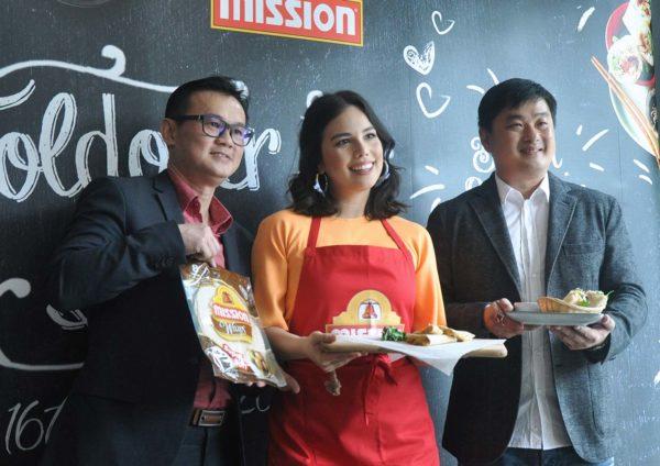 mission foods foldover your leftovers chef sarah benjamin team