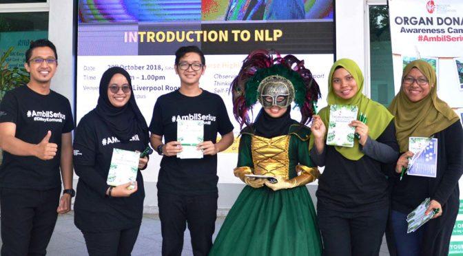 National Kidney Foundation Malaysia #AmbilSerius Promoting Organ Donation