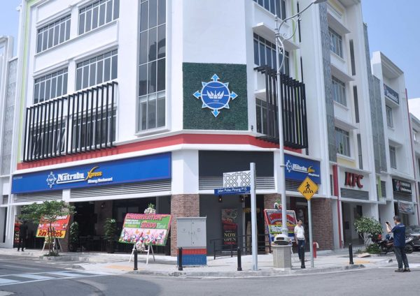 natrabu xpress minang restaurant putrajaya outlet