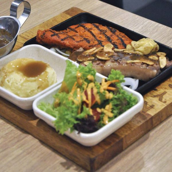 ny steak shack western restaurant sizzling combos southwest chicken