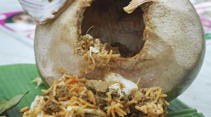 Must Try Baby Coconut Briyani @ Restoran Mahesha, TTDI