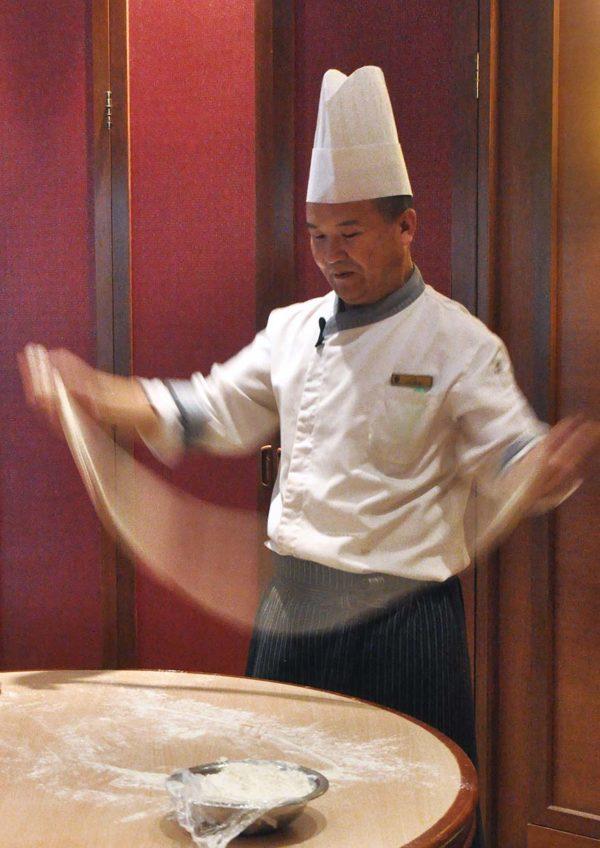 Exclusive Shaanxi La Mian Menu @ Shang Palace, Shangri-La Hotel Kuala Lumpur