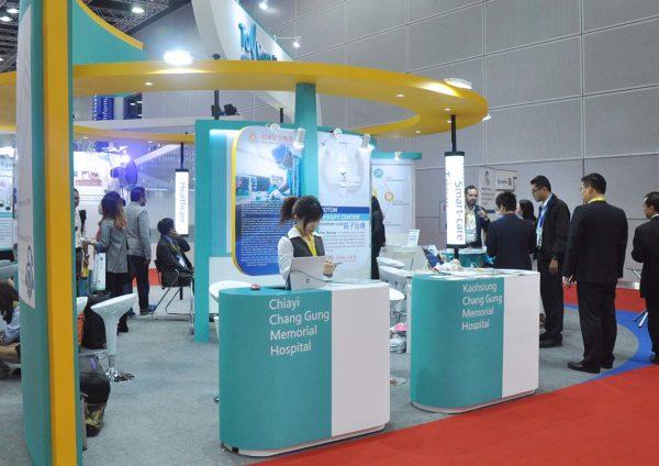 taiwan expo klcc convention centre healthcare kiosk