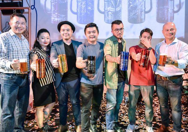the great brew fest heineken malaysia artists
