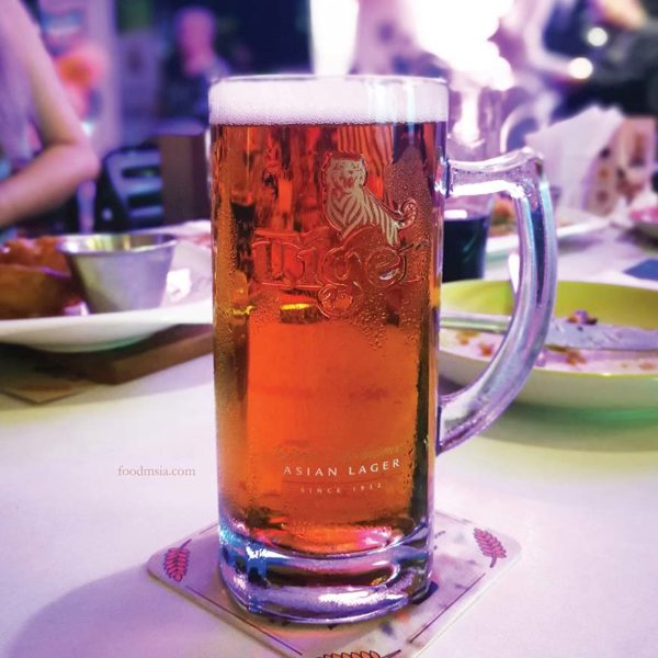 the great brew fest heineken malaysia tiger amber lager