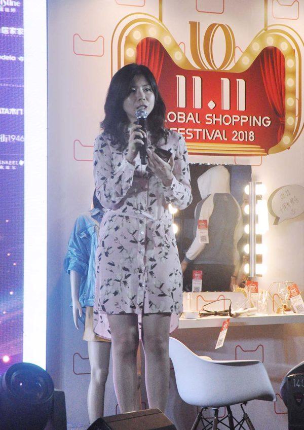 1111 global shopping festival alibaba group tmall kuala lumpur tower lilian wu
