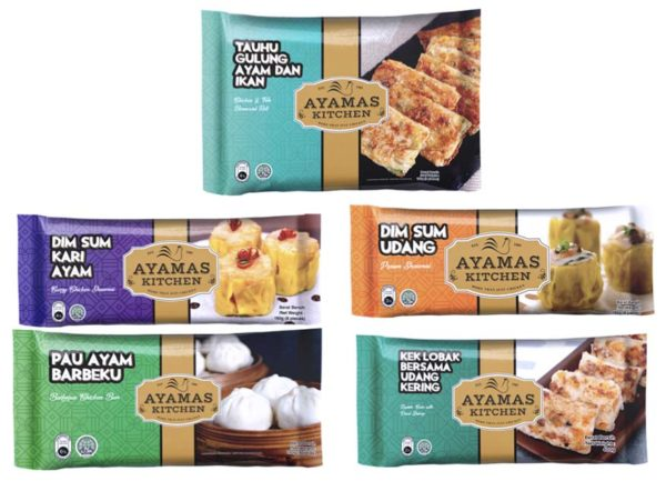 ayamas kitchen halal frozen dim sum new varieties