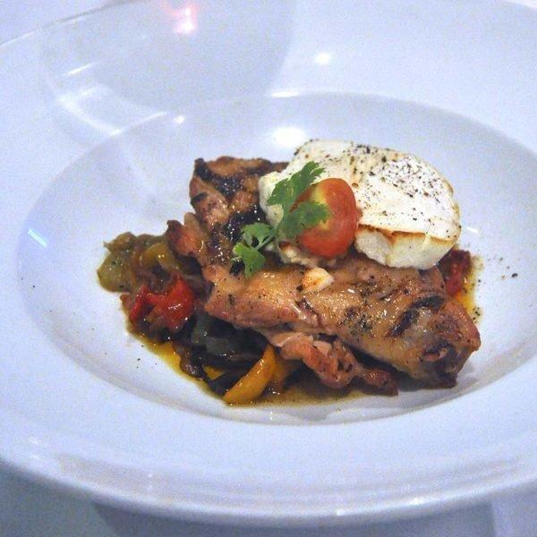 chez gaston french restaurant bangsar grilled chicken chop