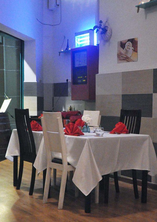 chez gaston french restaurant bangsar interior