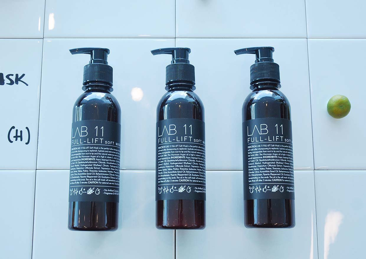 My Beautiful Hair Journey with LAB11 Full Lift Series
