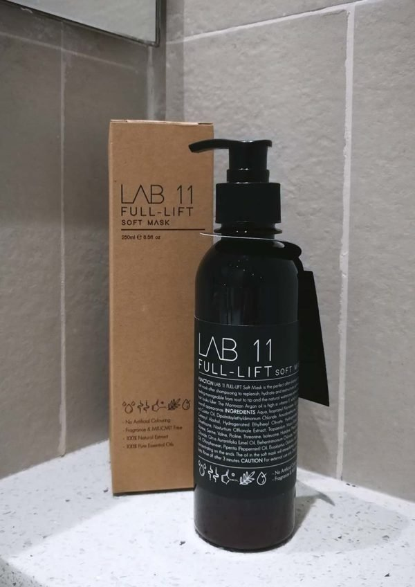 globalstory lab11 hair product full lift soft mask